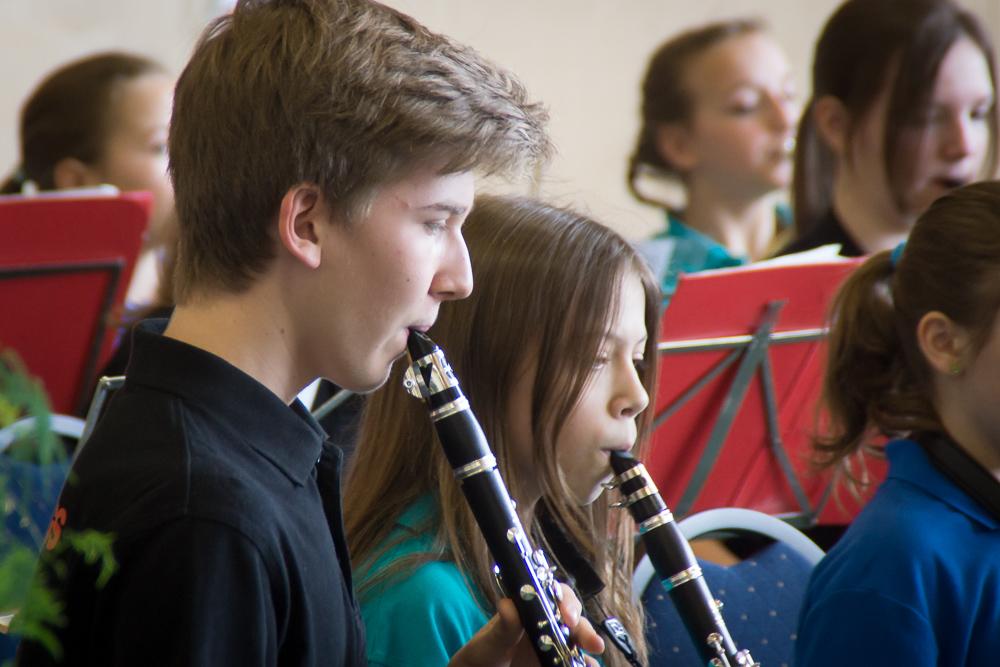 Jugend Blasorchester Wettbewerb 09