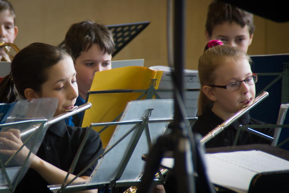 Jugend Blasorchester Wettbewerb 10