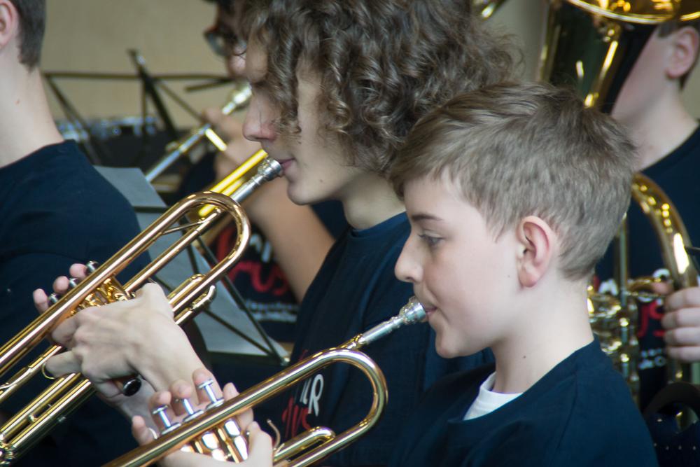 Jugend Blasorchester Wettbewerb 13