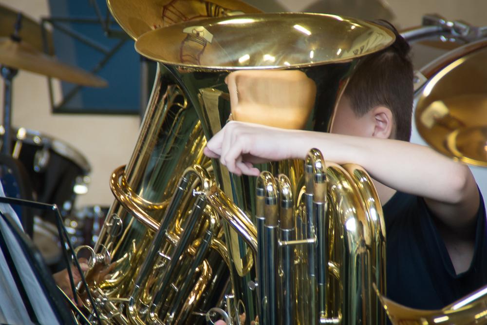 Jugend Blasorchester Wettbewerb 16