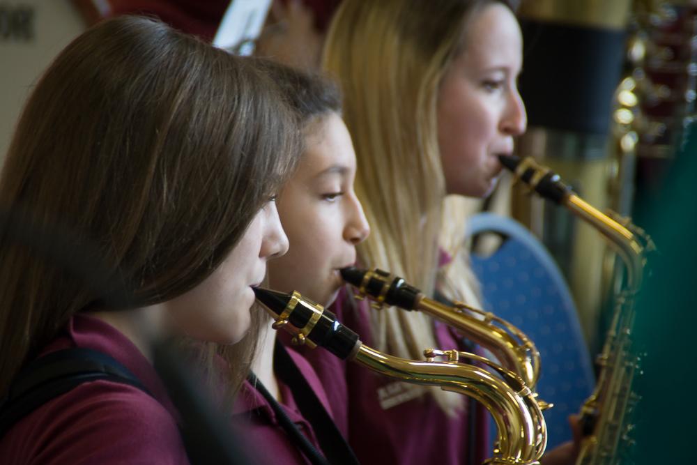Jugend Blasorchester Wettbewerb 20