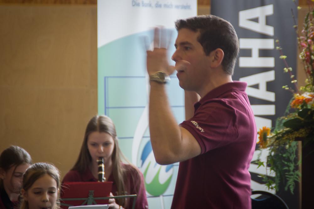 Jugend Blasorchester Wettbewerb 21