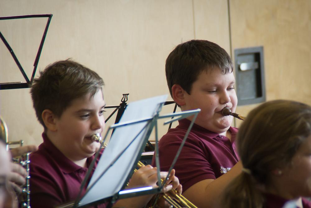 Jugend Blasorchester Wettbewerb 23