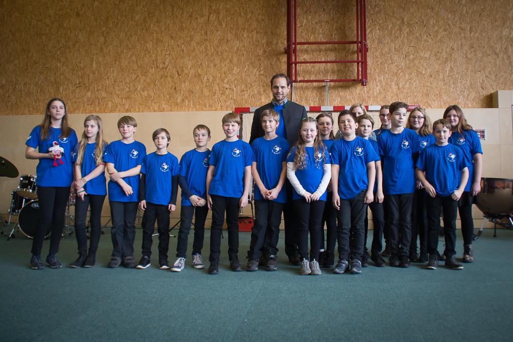 Jugend Blasorchester Wettbewerb 28