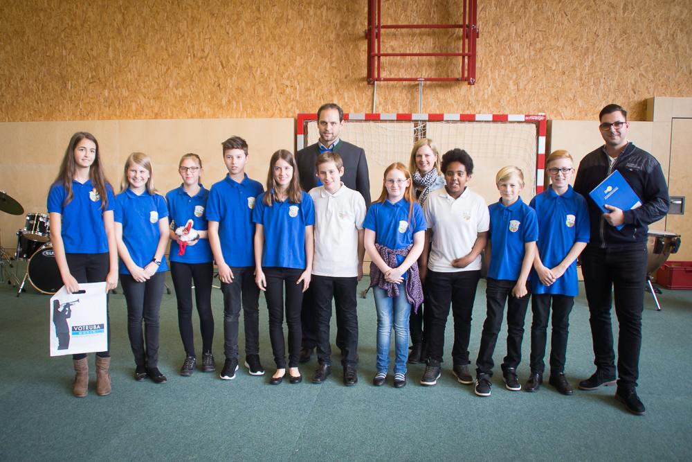 Jugend Blasorchester Wettbewerb 31
