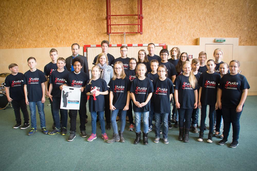 Jugend Blasorchester Wettbewerb 33
