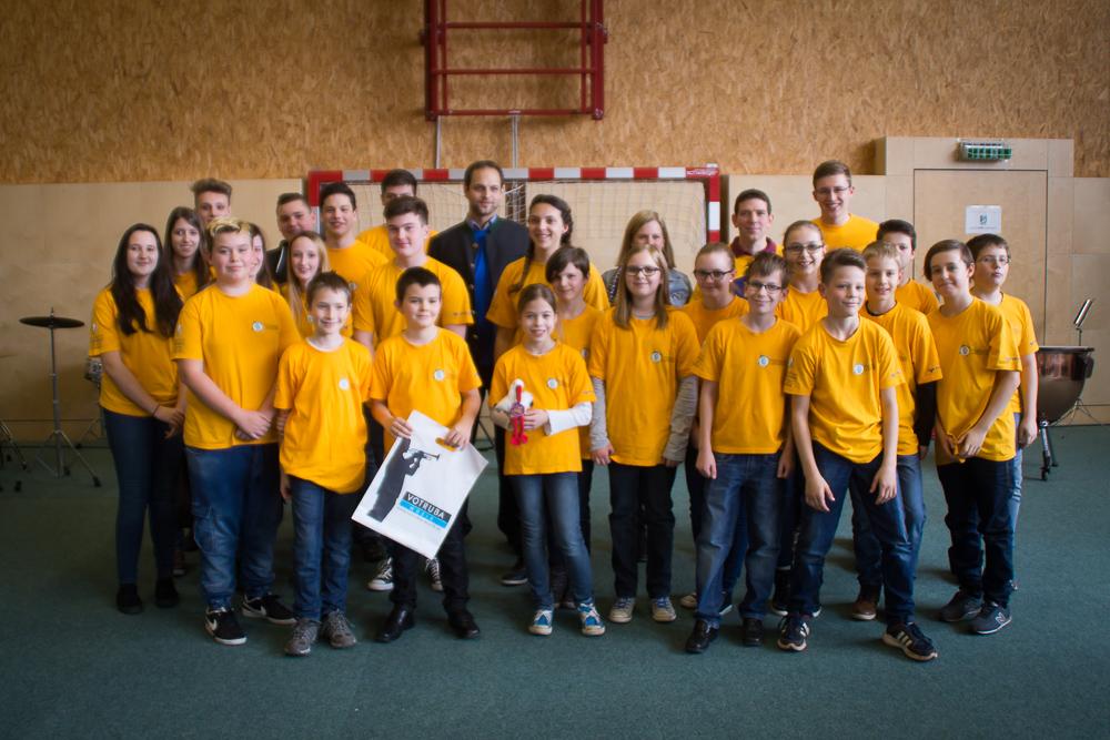 Jugend Blasorchester Wettbewerb 35