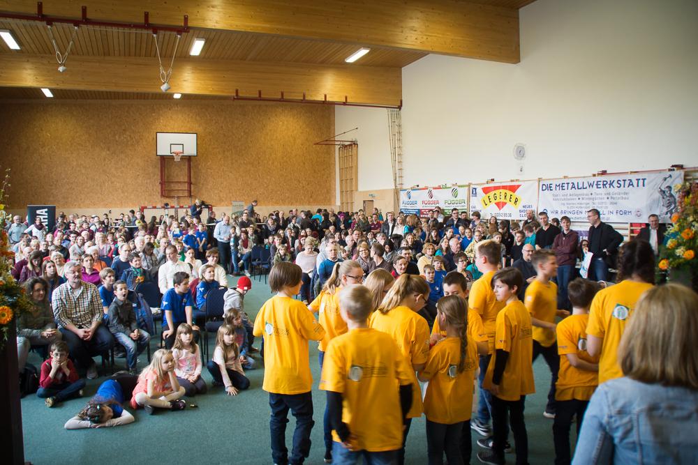 Jugend Blasorchester Wettbewerb 36