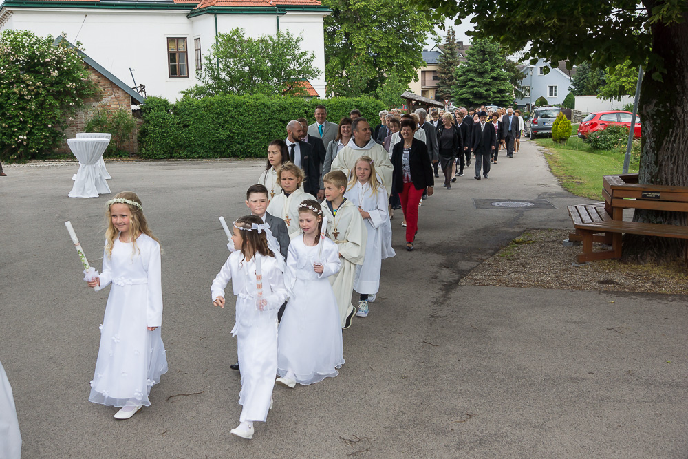 Erstkommunion Breitensee 31