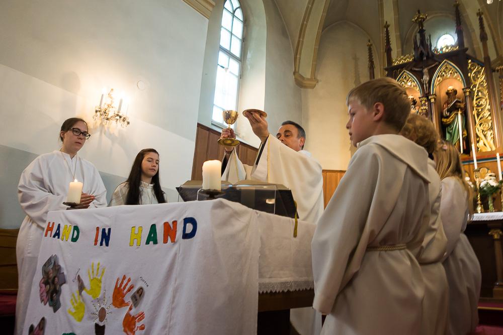 Erstkommunion Breitensee 69