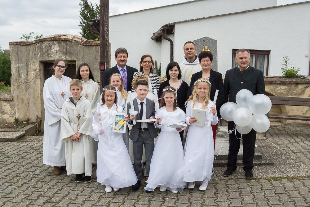 Erstkommunion Breitensee 85