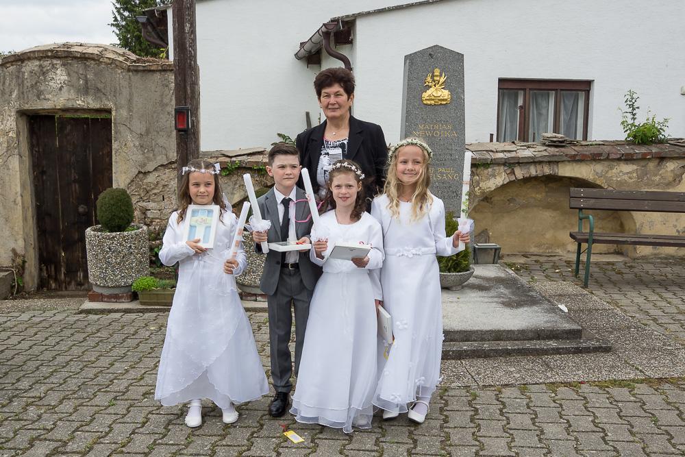 Erstkommunion Breitensee 87