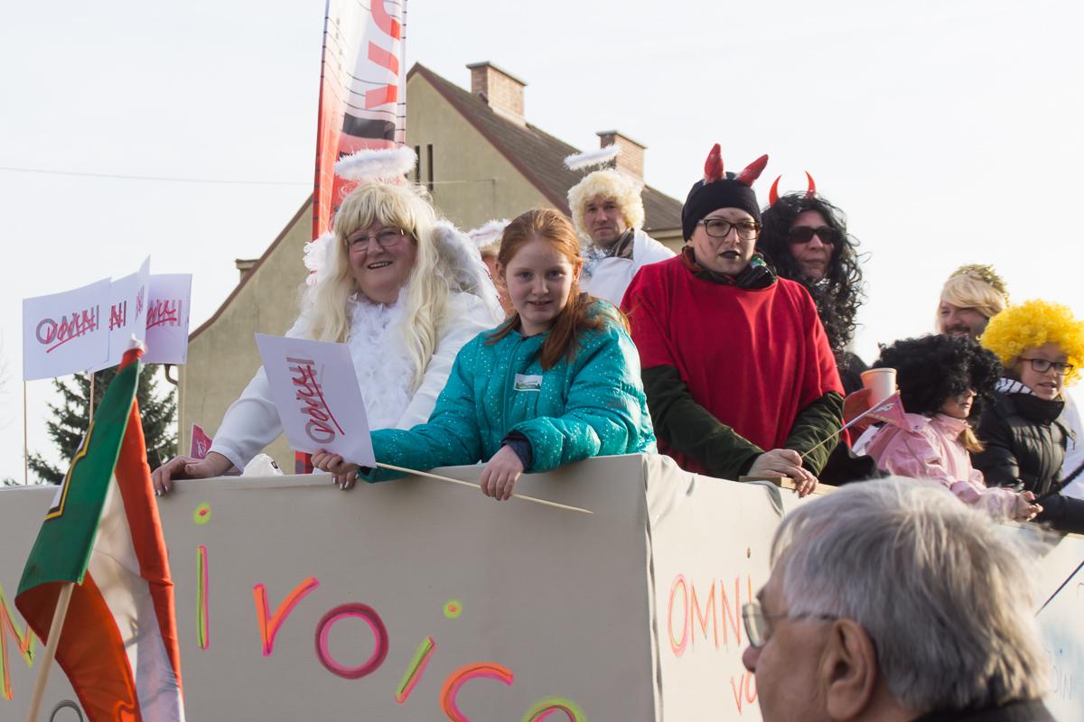 Faschingsumzug Breitensee NOE 201