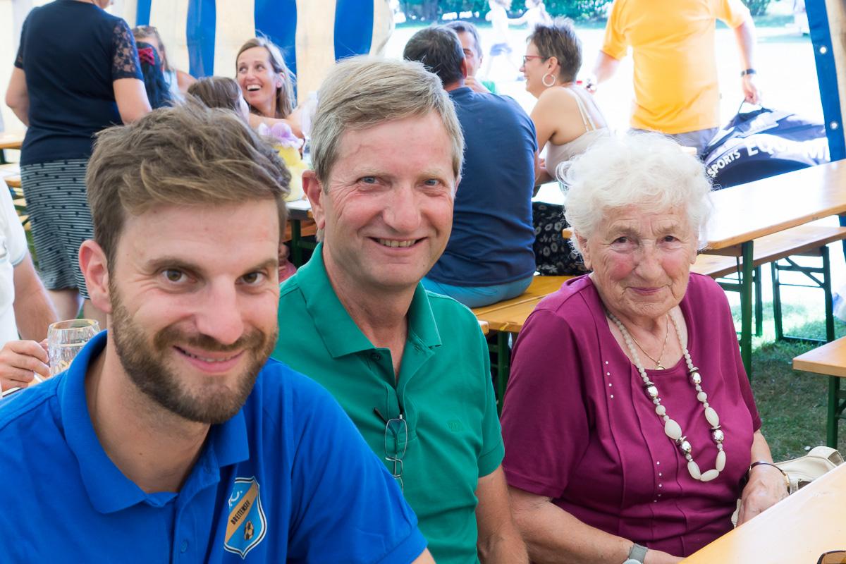 Sportlerfest SC Breitensee 25