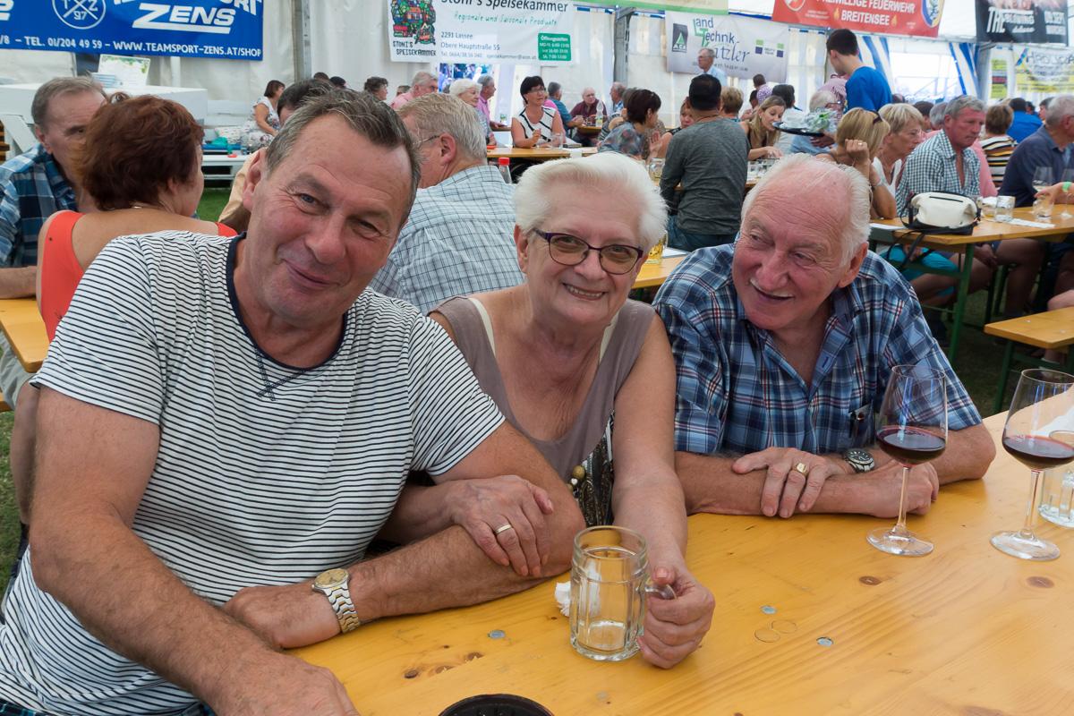 Sportlerfest SC Breitensee 55