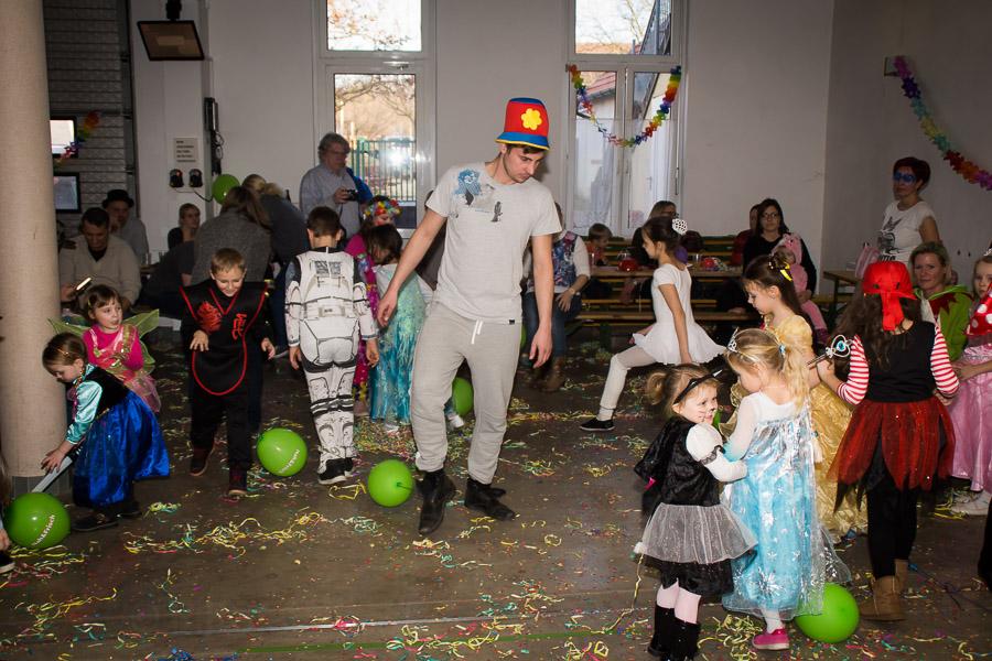 Kindermaskenball Breitensee 092