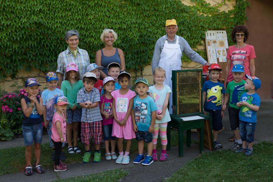 Bienen Kindergarten 41