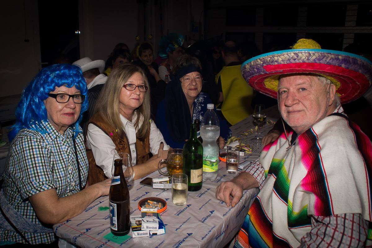 Maskenball Breitensee 55