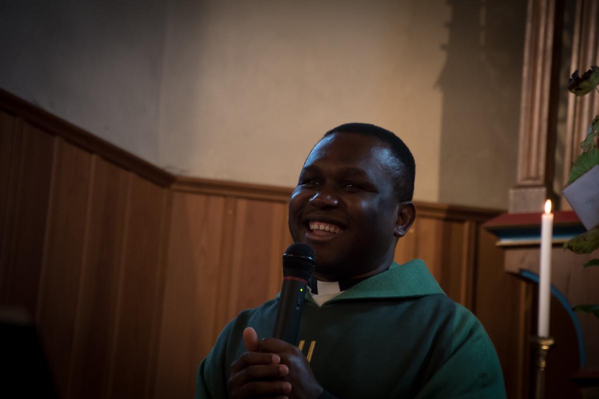 Verabschiedung Ikenna Okafor 36
