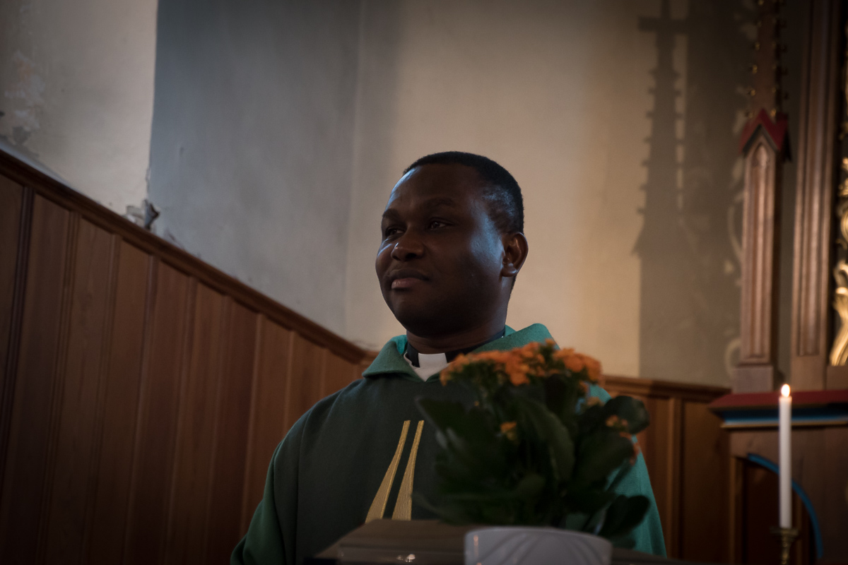 Verabschiedung Ikenna Okafor 38