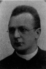 Pfarrer Adolf Sedlacek (1892 – 1901)