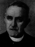 Pfarrer Josef Paul Vogelsang (1926 – 1931 und 1935 – 1960)