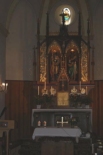 Pfarrkirche Breitensee 2009