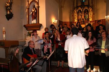 Kirchenchor Breitensee NÖ 2009