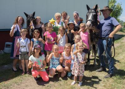 4. Erdbeerfest der Familie Schmid in Breitensee