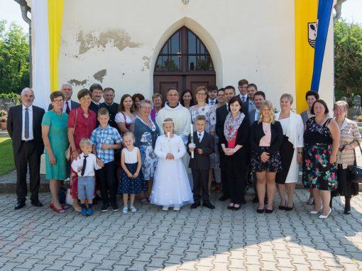 Erstkommunion Breitensee 2018