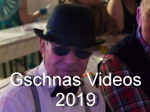 Gschnas Videos 2019