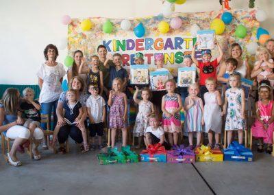 Kindergarten Abschlussfest 2019