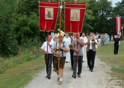 Wallfahrt zum Marienbründl