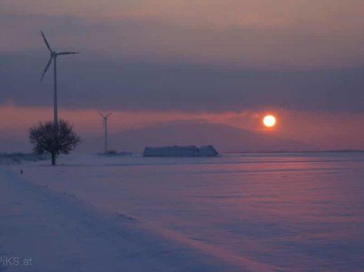 Winter in Breitensee