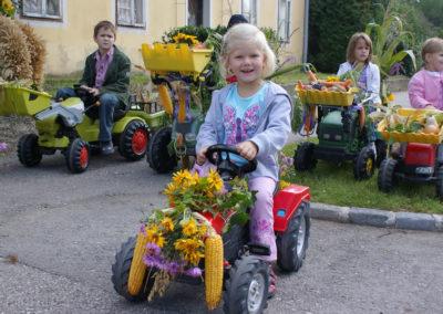 Erntedankfest in Breitensee