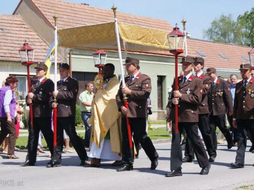 Fronleichnam Breitensee 2010