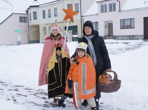 Die heiligen 3 Könige Breitensee 2010