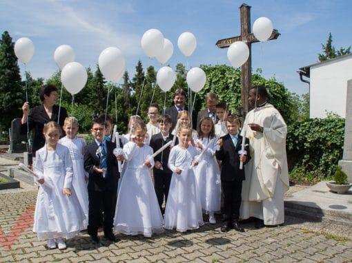 Erstkommunion Breitensee 2015