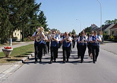 Fronleichnam Breitensee 2009