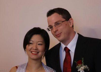 Hochzeit Walter und Yuzhen K 2009