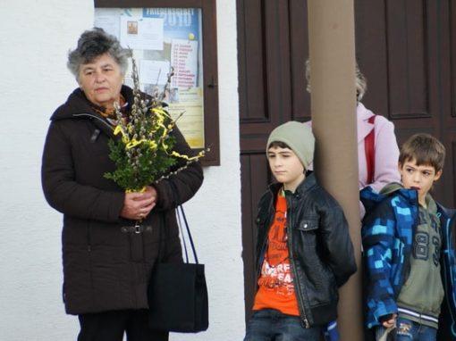Palmsonntag Breitensee 2010