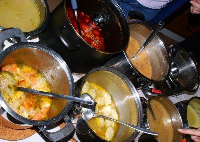 Suppentag in Breitensee 2010