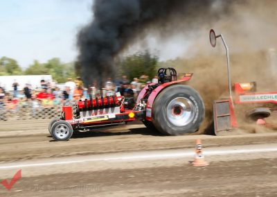 Traktorpulling Fuchsenbigl 2011