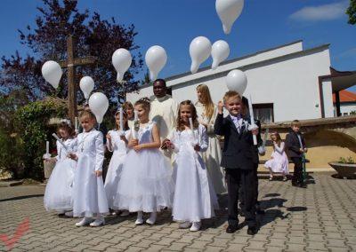 Erstkommunion Breitensee 2012