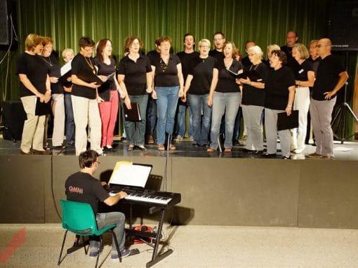 Benefizveranstaltung Sonderschule Lassee 2012