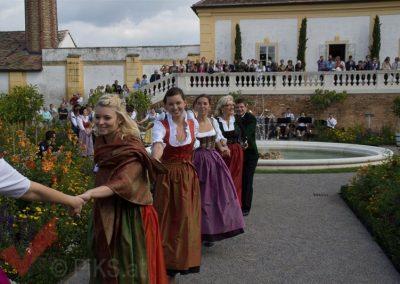 Erntedankfest in Schlosshof