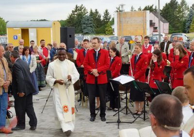 Musikheim Feldmesse 2012