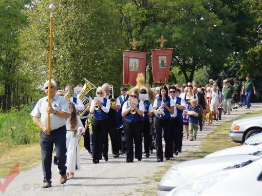 Wallfahrt in Groißenbrunn 2012