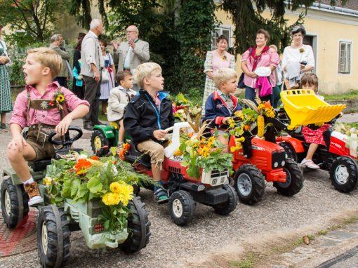 Erntedankfest Breitensee 2014