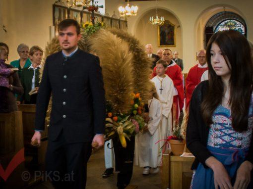Erntedankfest Marchegg 2014